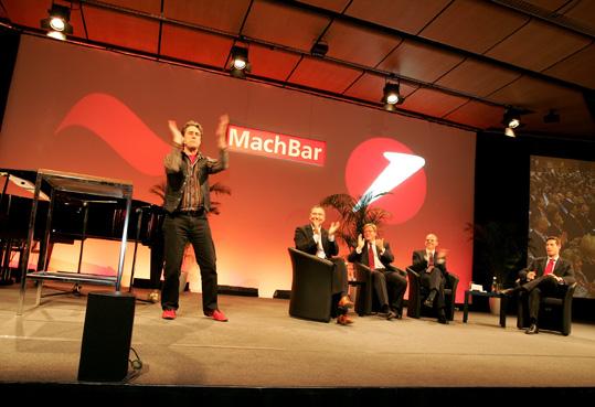 Fusionierung ist MachBar: Unicredit / Bank Austria