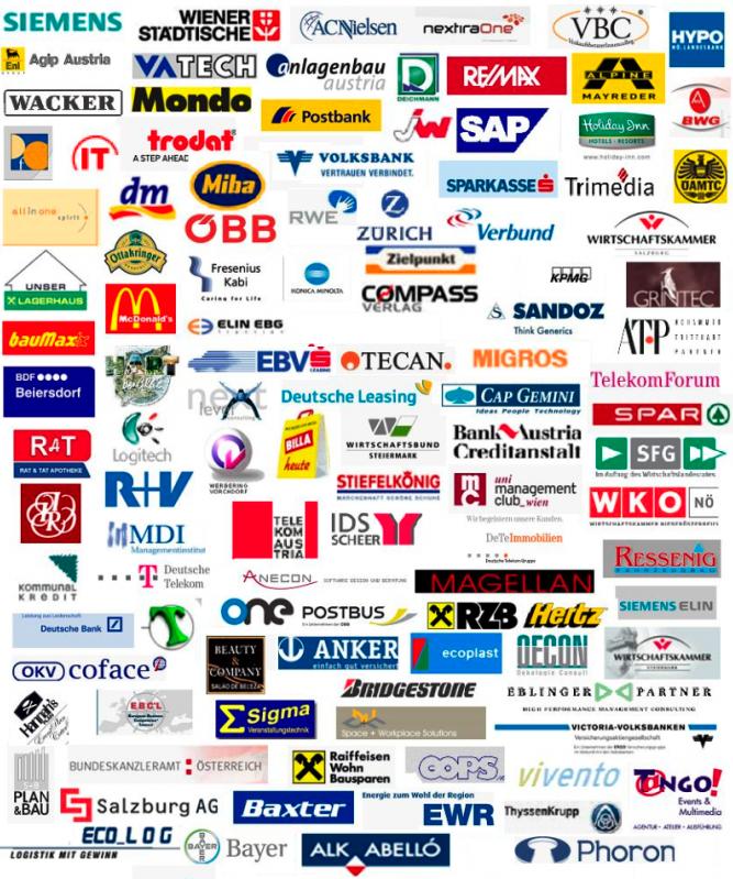Kunden von Mario Bottazzi